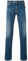 Emporio Armani straight-leg jeans - men - Cotton/Spandex/Elastane - 33