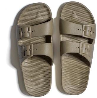 Freedom Moses Slippers Khaki - 24/25 - 7/8 - 8/9