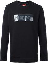 Nike F.C. crew neck sweatshirt