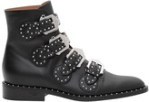Givenchy Botties With Buckles And Studs