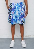 Forever 21 FOREVER 21+ L.A.T.H.C. Abstract Print Shorts