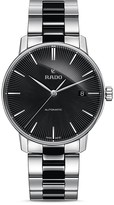 Rado Coupole Classic Automatic High-Tech Ceramic & Stainless Steel Watch, 38mm