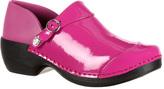 Women's 4EurSole Patent Leather Clog RKH050