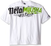 Metal Mulisha Men's Plus-Size Measure Up T-Shirt 3X-5X