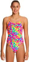 Funkita Girls Stroke Rate Single Strap One Piece