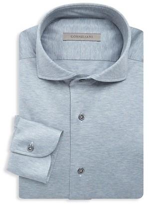 Corneliani Jersey Sport Shirt