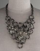 Novick Link Bib Necklace