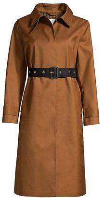 MACKINTOSH Roslin Wool & Mohair Trench Coat