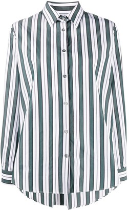 Odeeh Striped Cotton Shirt