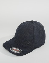 The North Face Classic Wool Ball Cap In Black