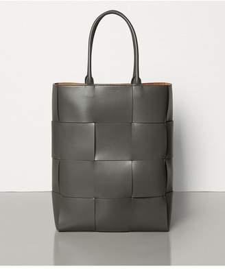 Bottega Veneta Tote In Urban Leather Calf