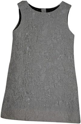 Dolce & Gabbana Ecru Cotton Dresses
