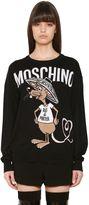 Moschino Oversized Intarsia Knit Sweater