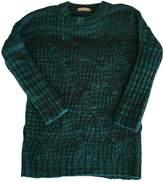 Alysi Green Wool Knitwear for Women