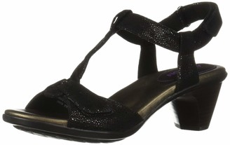 Aravon Women's Medici T Strap Sandal