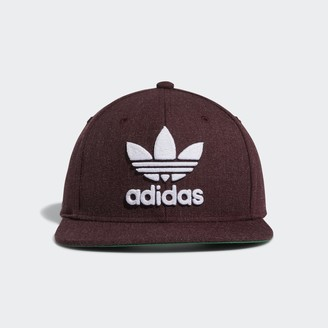 adidas Trefoil Chain Snapback Hat