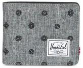 Herschel Men's Hank Rfid Wallet - Grey