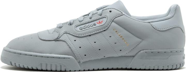 Adidas Yeezy Powerphase 'Grey' Shoes - Size 4