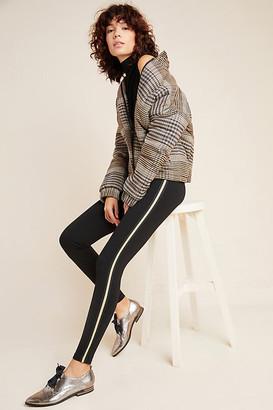 Velvet by Graham & Spencer Raquel Side Stripe Leggings By in Black Size XS