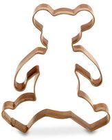 Copper Cookie Cutter, Teddy Bear