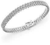 Bloomingdale's Diamond Bracelet in 14K White Gold, 3.0 ct. t.w.