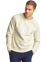 Gap Smooth logo crew sweatshirt