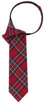 Lord & Taylor Boys 2-7 Plaid Silk Tie