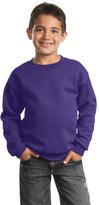 Port & Company Boys' Crewneck Sweatshirt S