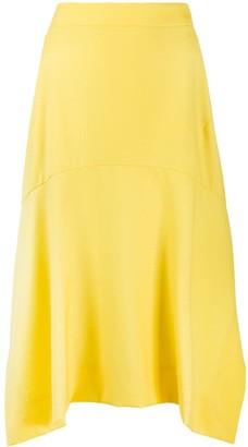 Vivienne Westwood Asymmetric Hem Skirt