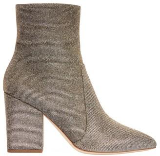 Loeffler Randall Isla Glitter Ankle Boots