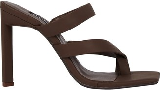 Senso Sylvie Leather Slide Sandals