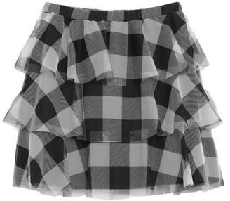 Kaos Knee length skirt