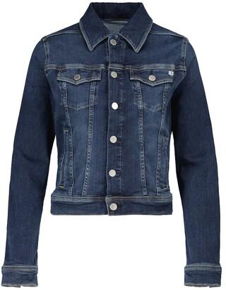 Robyn stretch-denim jacket