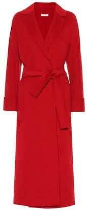 Max Mara S Algeri double-face wool coat