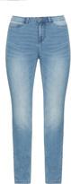 Junarose Plus Size Light wash slim fit jeans