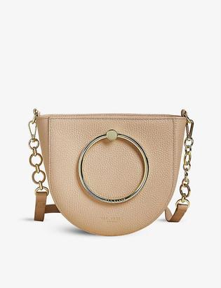 Ted Baker Nitza leather cross-body bag