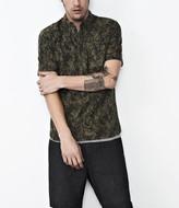 AllSaints Makana Short Sleeved Shirt