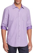 Robert Graham Taddeo Gingham Classic Fit Button Down Shirt - 100% Bloomingdale's Exclusive