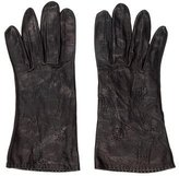 Hermes Perforated Leather Gloves