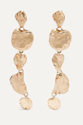 ARIANA BOUSSARD-REIFEL Artemisia Gold-tone Earrings - one size