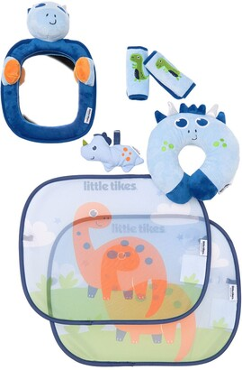 Little Tikes Car Accessory 7-Piece Baby Gift Set - Blue