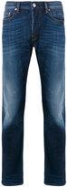 Stone Island medium wash jeans - men - Cotton/Spandex/Elastane - 31