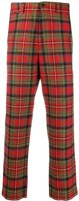 ROWING BLAZERS Prince Charles check trousers