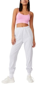 Cotton On Women's High Waist Sweatpants
