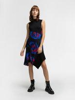 DKNY Cosmic Rose Slip Dress
