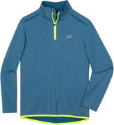 New Balance Long-Sleeve Thermal Pullover Hoodie - Boys 8-20