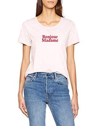 Marc O'Polo Women's 807207251189 T-Shirt, (White 100)
