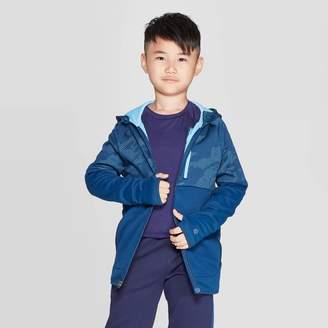 Champion Boy' Premium Tech Fleece Full Zip Hoodie