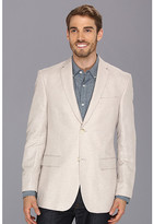 Perry Ellis Linen Cotton Herringbone Jacket