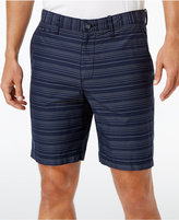 Original Penguin Men's Slim-Fit Striped Shorts